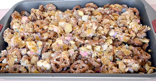 Whopper White Chocolate Snack Mix