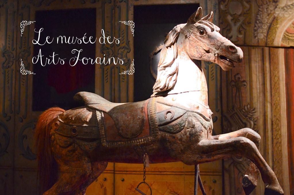 Au musée des Arts Forains