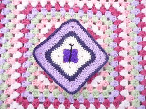 Kianie 'Butterfly Challenge'.