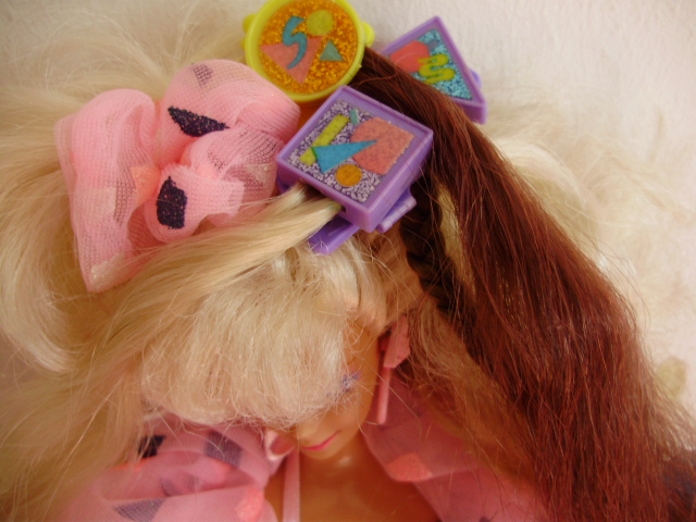 Style Magic hair accessories 1988