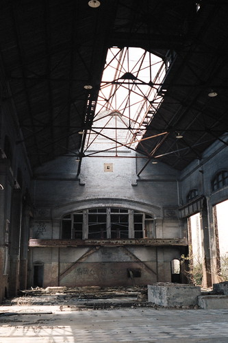 Power House Interior