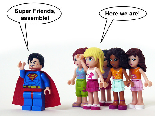Super Friends by Oky - Space Ranger