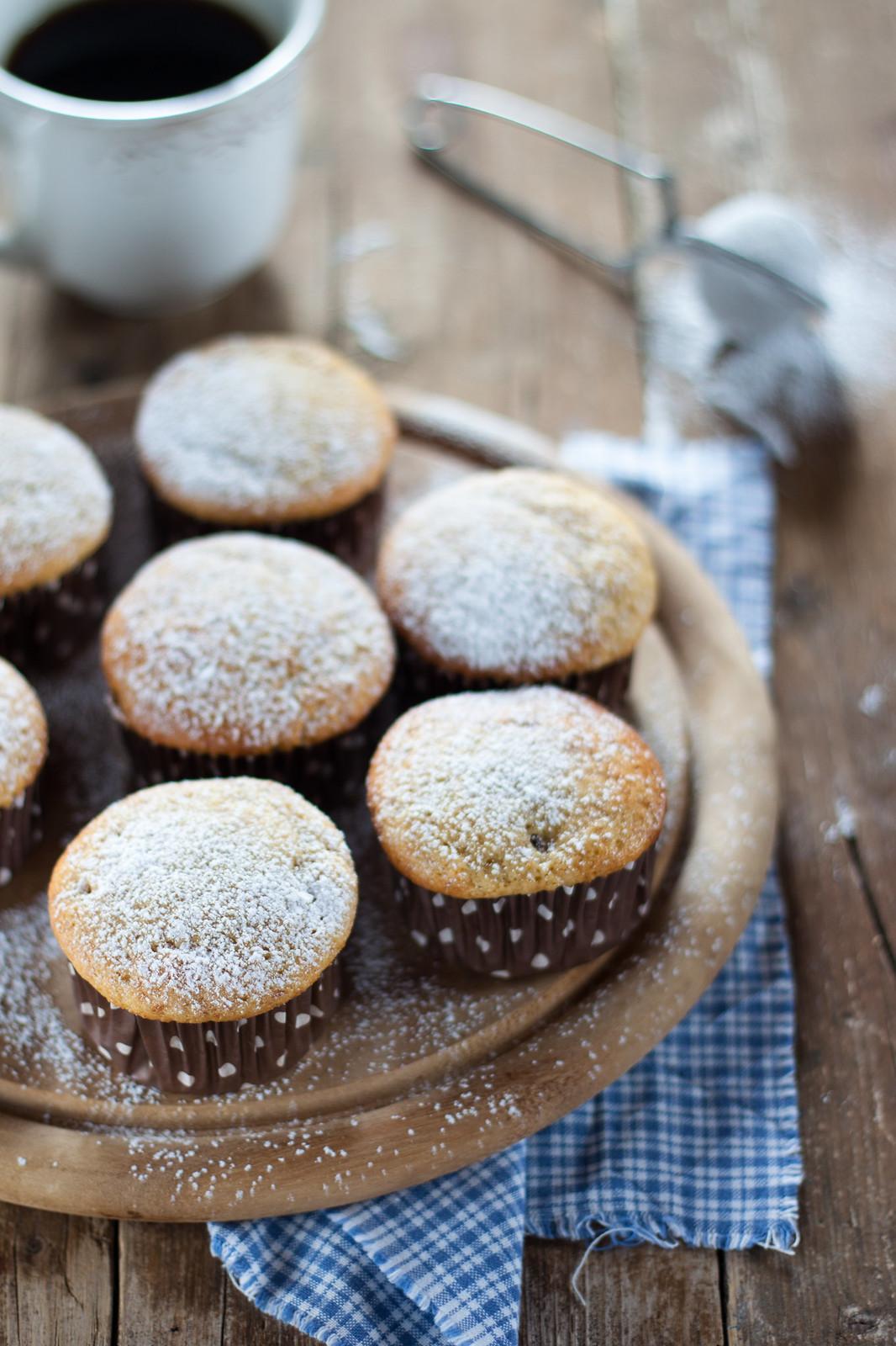 Muffin farro e avena