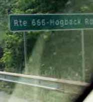 State Rte 666 Virginia