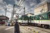 Photo:[Osaka-Kyoto] Level crossing By mcdyessjin (Yu-Jen Shih)