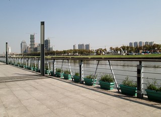 Loujiang River – Promenade