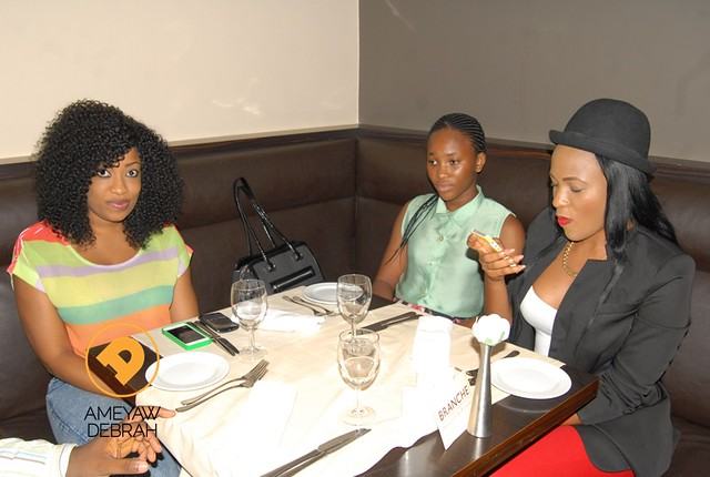 8645575772 f0bb8b0544 z Hot & FAB: Exclusive photos from Sandra Ankobiahs star studded call to the bar party!