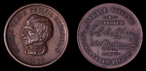 AYP medal