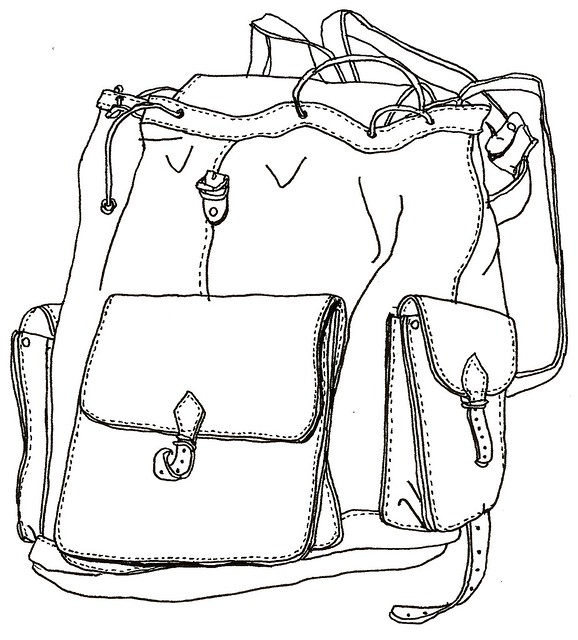 ryggsäcken