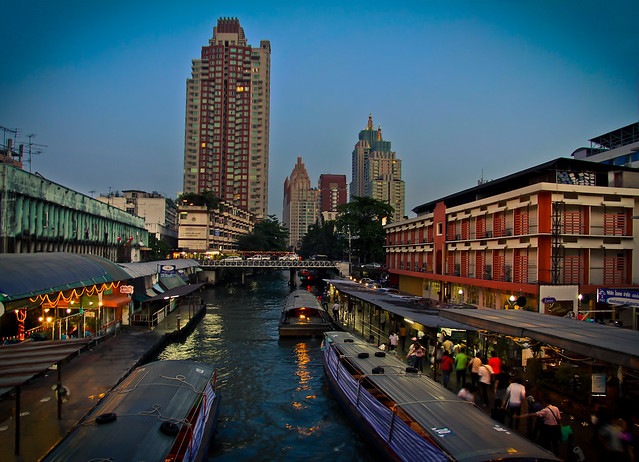 Bangkok - Venice of the East