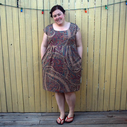 Washi Dress V1