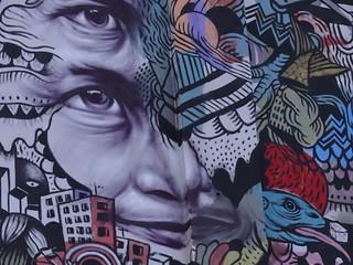 Graffiti Test ob du dich auch mit Worten verteidigen kannst 371
