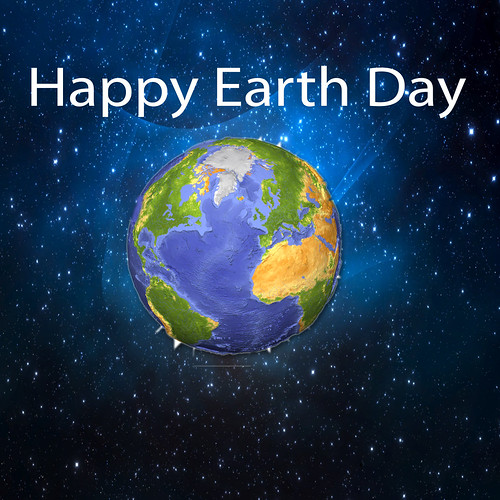 Earthday by Lynne Larkin