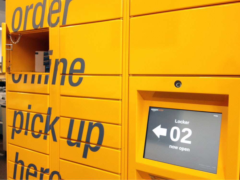 Amazon Locker8