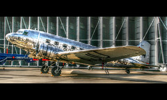 aerospace engineering, aviation, narrow-body aircraft, airliner, airplane, propeller driven aircraft, wing, vehicle, douglas dc-3,
