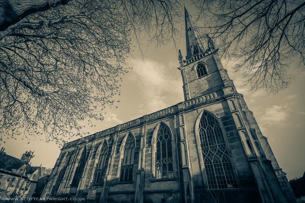 St Alkmunds Church Shrewsbury