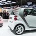 Auto Shanghai 2013: smart fortwo edition by jeremy scott (street legal version)