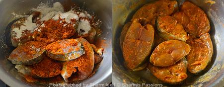 Fish fry recipe meen varuval recipe vanjaram fish fry how to make fish fry step1 forumfinder Gallery