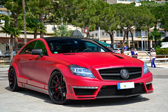 Mercedes-Benz CLS63 AMG Stealth