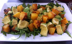 Cuban Avocado, Watercress, and Pineapple Salad