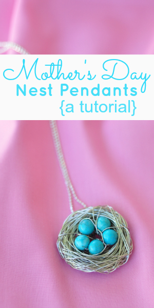 Nest Pendant Feature