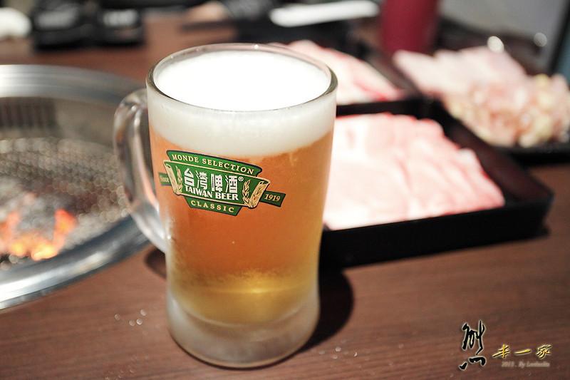 [台北中山區美食] 極炙日式燒肉|吃到飽~啤酒澎湖生蠔任你吃