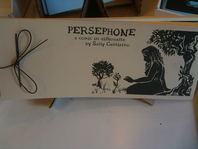 Persephone by Sally Cantirino