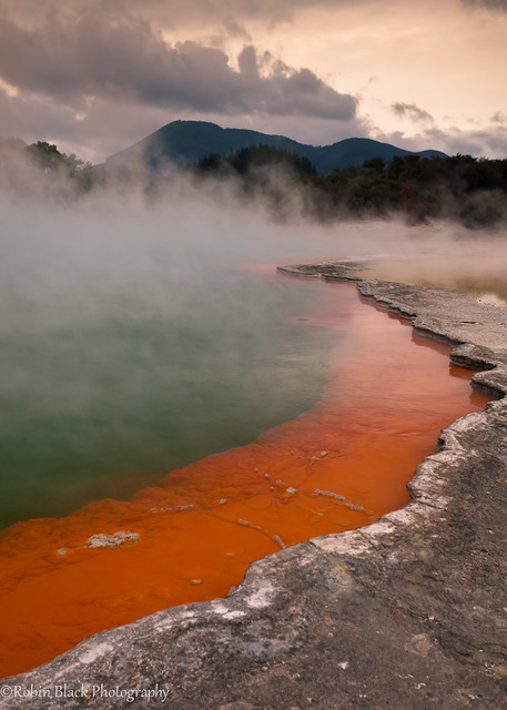 Champagne Pool, Waiotapu (New Zealand)