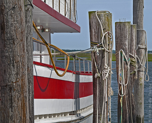 Nautical Lines by Alida's Photos