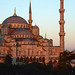 Blue Mosque sunrise, Istanbul by backintheworld