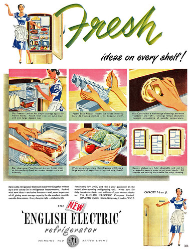 1951 ... electrical english! by x-ray delta one
