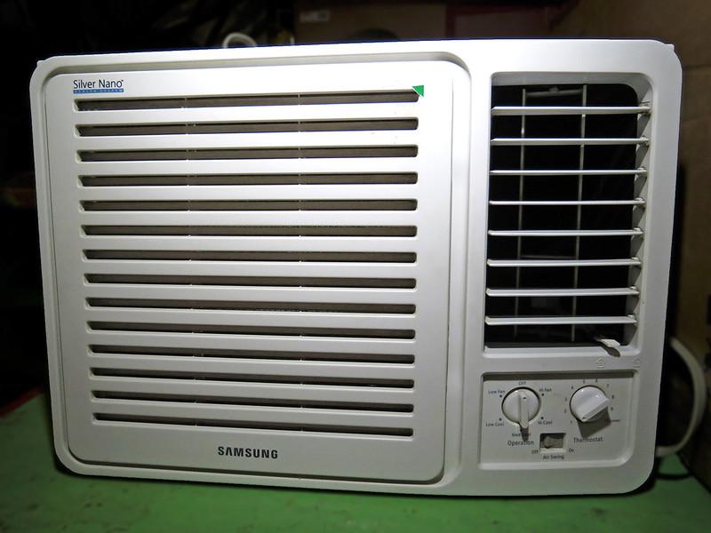 Fs samsung air conditioner window type 1 5 hp general for 1 5 ton window ac price samsung