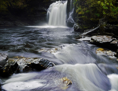 landscape scotland explore scottishlandscape fallsoffalloch panasonicg1 kennybarker