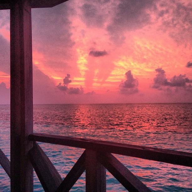 Sunset dramaticus.