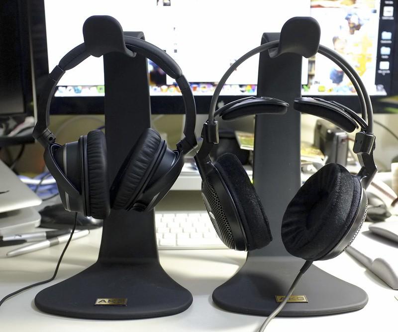 AKG 耳機架
