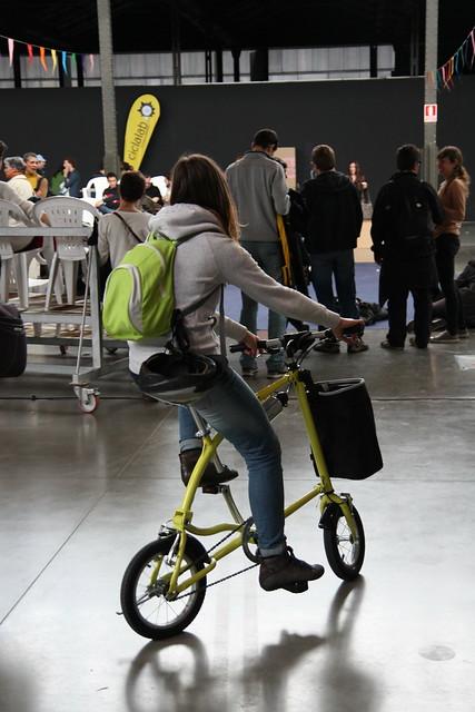 Festibal con B de bici