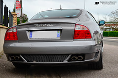 Maserati GranSport V8 - Photo of Chevillon