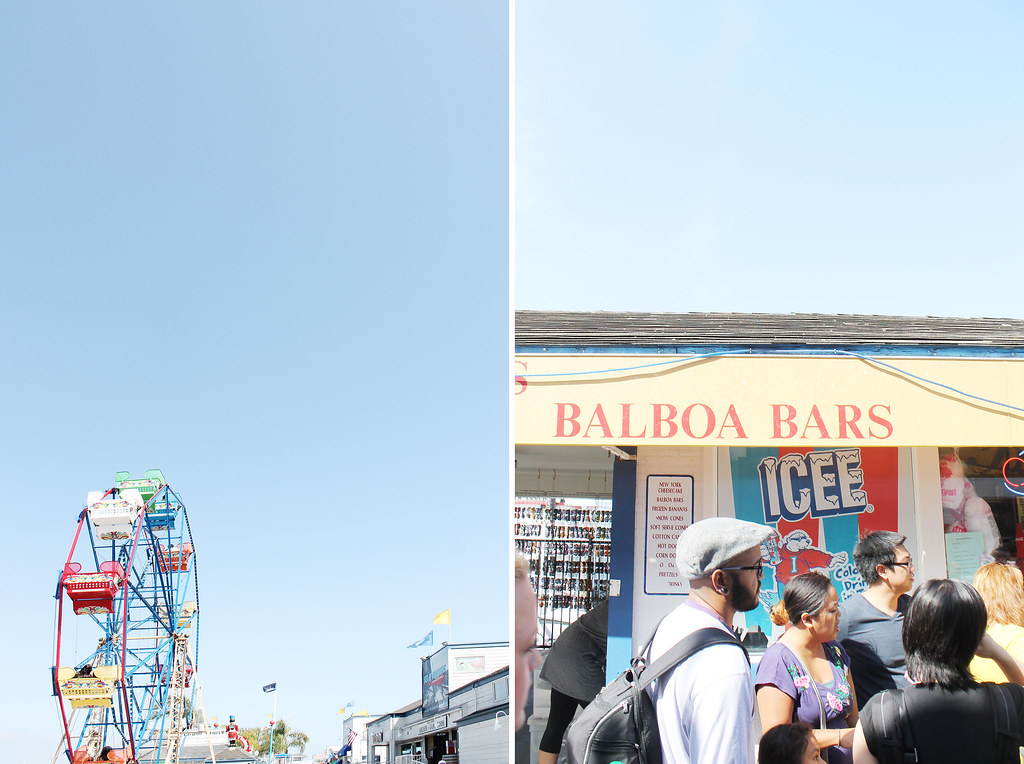 getting balboa bars