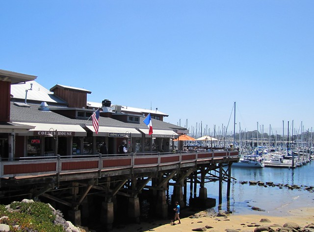 Paluca Trattoria on Old Fisherman's Wharf