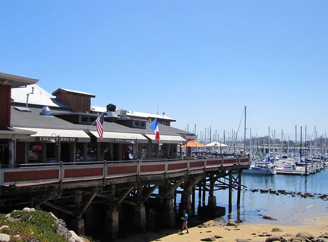 Paluca Trattoria on Old Fisherman's Wharf