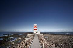 Iceland - Lighthouse -