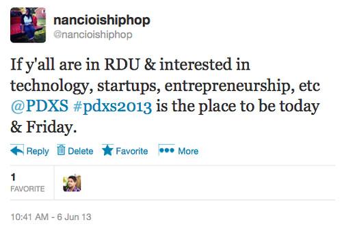 Paradoxos, @PDXS & #PDXS2013