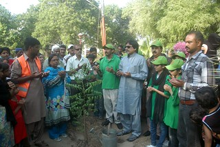 karachi zoo conducted world environment day on 5th june 2013 photo by sajjad (27)