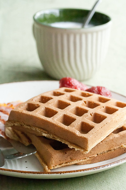 Red Fife Waffles