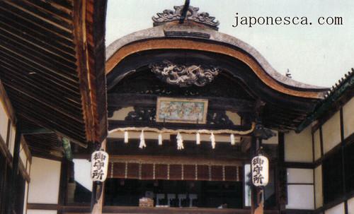 templo japonés por Japonesca