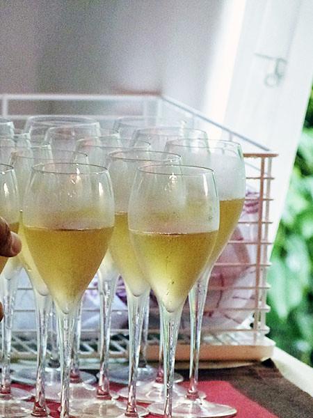 derniière   coupe de champagne