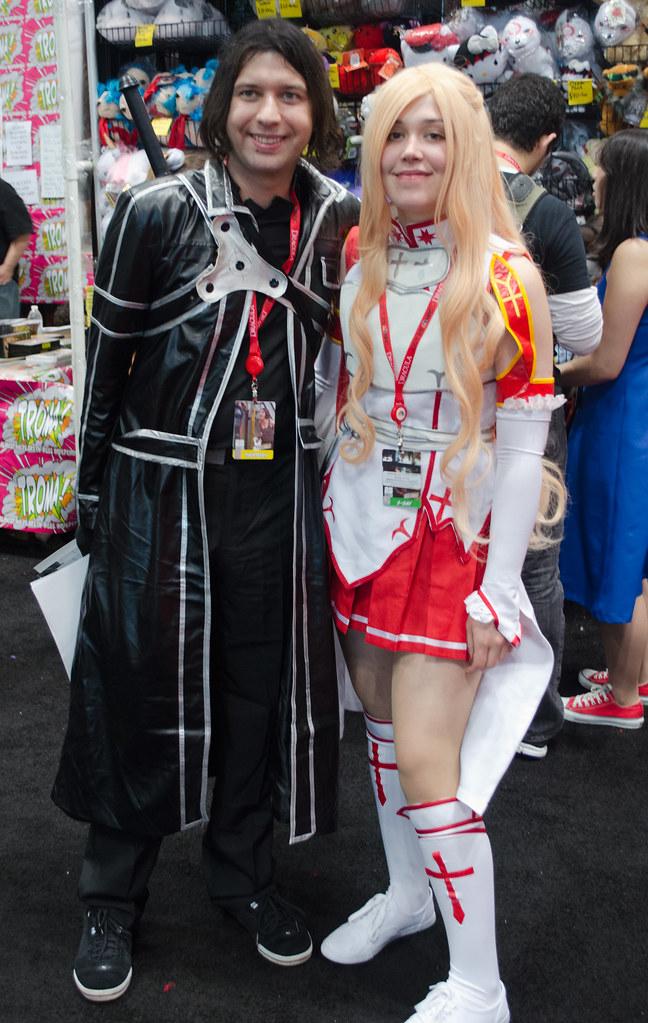 Sword Art Online Cosplay