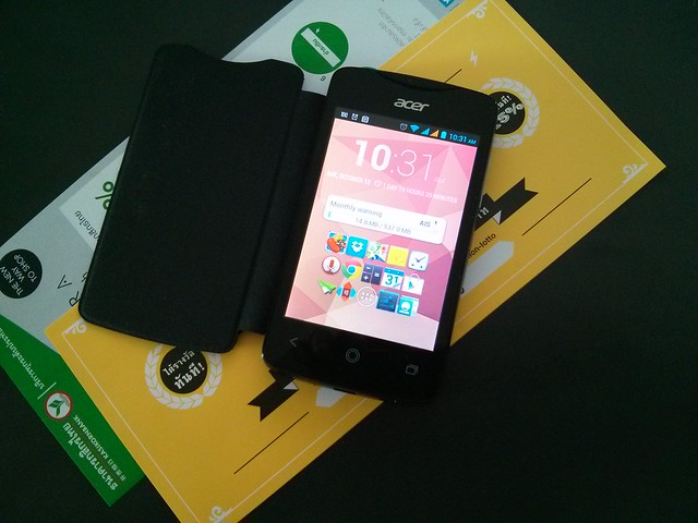 Acer Liquid Z3 by AIS
