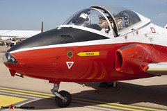 G-BWSG XW324 K - EEP JP 988  - Private - BAC 84 Jet Provost T5 - Fairford RIAT 2006 - Steven Gray - CRW_1534