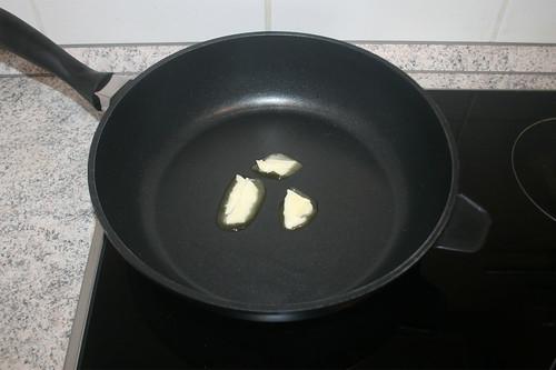 21 - Butterschmalz zerlassen / Melt ghee